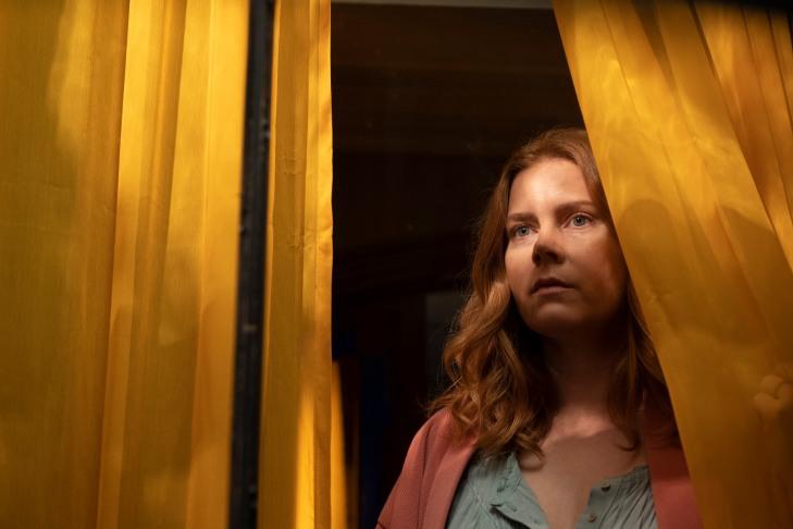 Woman in the Window, Amy Adams as Anna Fox
